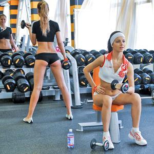Фитнес-клубы Серышево