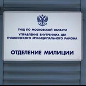 Отделения полиции Серышево