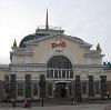 Железнодорожные вокзалы в Серышево