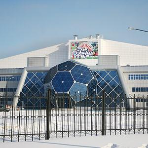 Спортивные комплексы Серышево