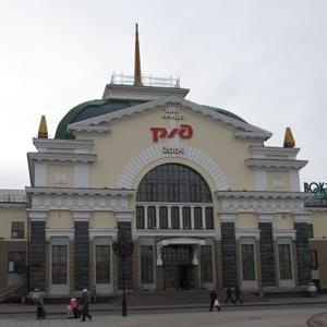 Железнодорожные вокзалы Серышево